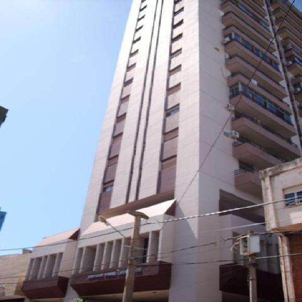 Edificio libertador departamento amoblado en pleno centro de