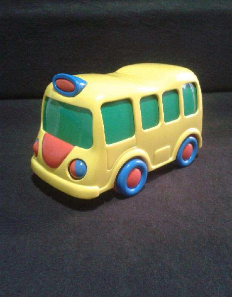 Juguete Autobus a Friccion