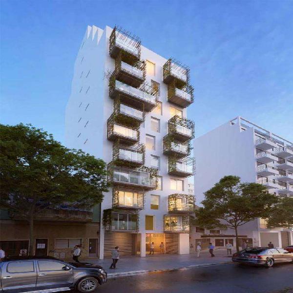 Mono ambiente - venta - belgrano - edificio en construccion