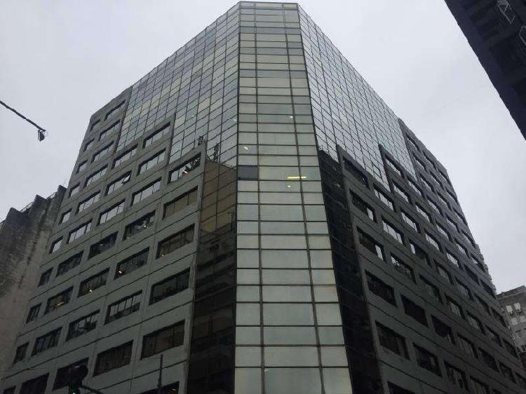 Oficina en Alquiler Edificio Corporativo Piso Alto RETIRO