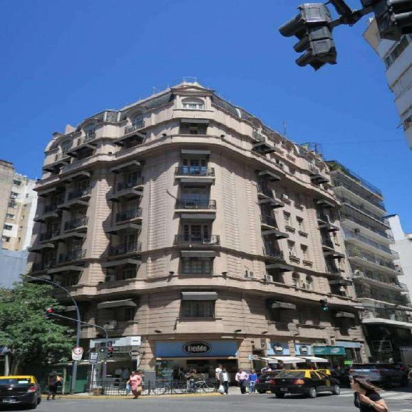 Oficina en alquiler en Recoleta en Edificio Clásico