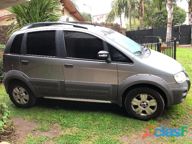 Vendo fiat idea adventure 2009   1.8 8v