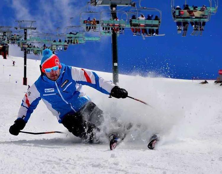 Clases de esqui en bariloche