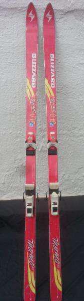 Esquíes blizzard thermo v 19 usados