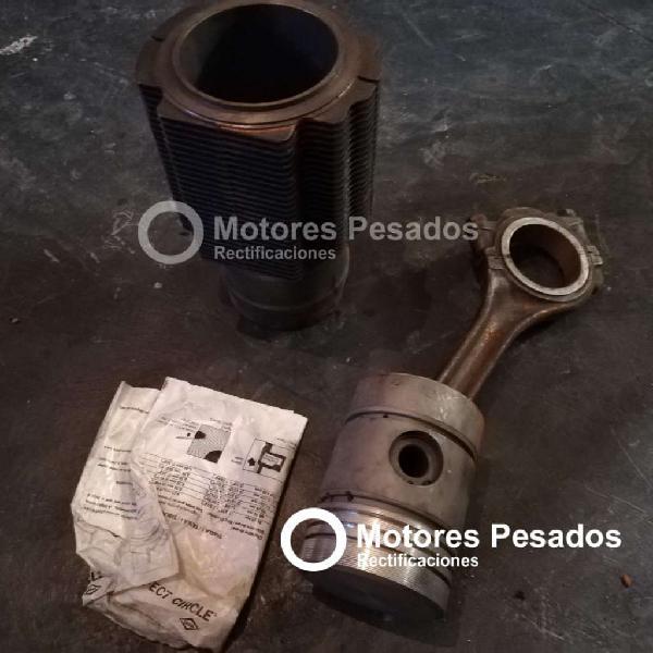 Pistones para deutz v8 413f f8l conjunto motor camisas,
