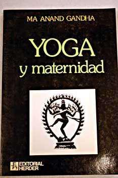 Se vende libro usado en buen estado yoga y maternidad de ma
