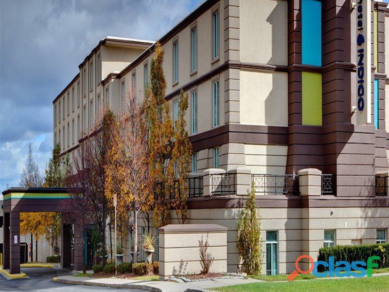 Hotel Indigo, Canadá necesita trabajadores del hotel contactar ahora