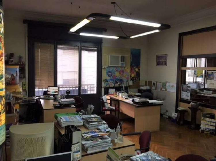 Excepcional depto/oficina con/sin coch al frente 120 mts
