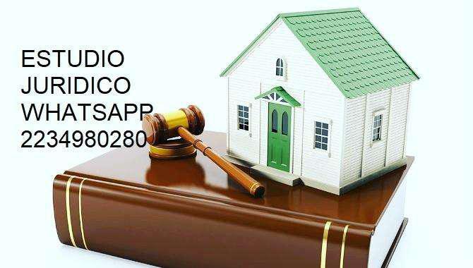 Inmuebles estudio juridico