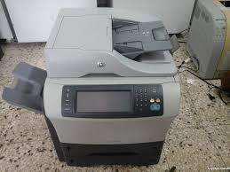 Remato hoy!! fotocopiadora impresora hp laser jet mfp 4345