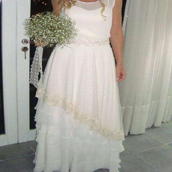 Vestido de novia marcela pandol