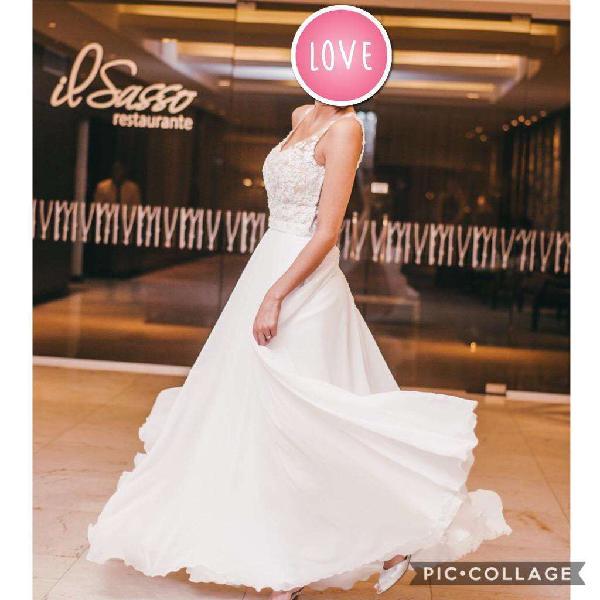 Vestido novia geronimo de la iglezia