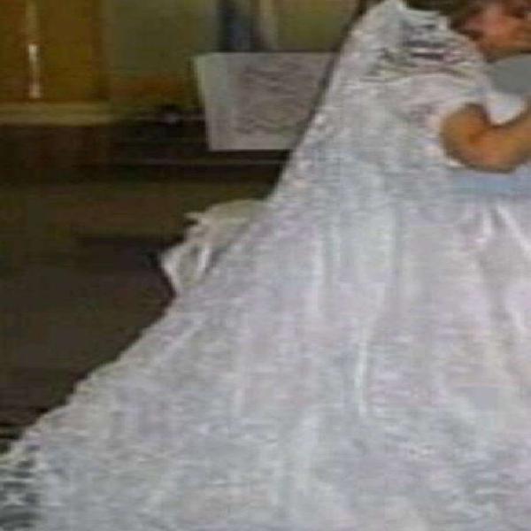 Vestido de novia talle 3