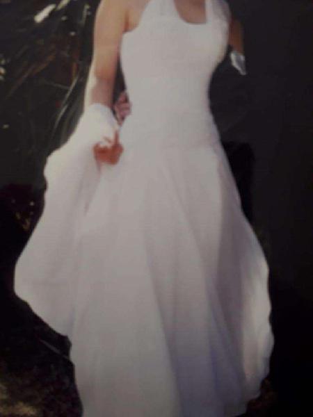 Vestido de novia talle 40
