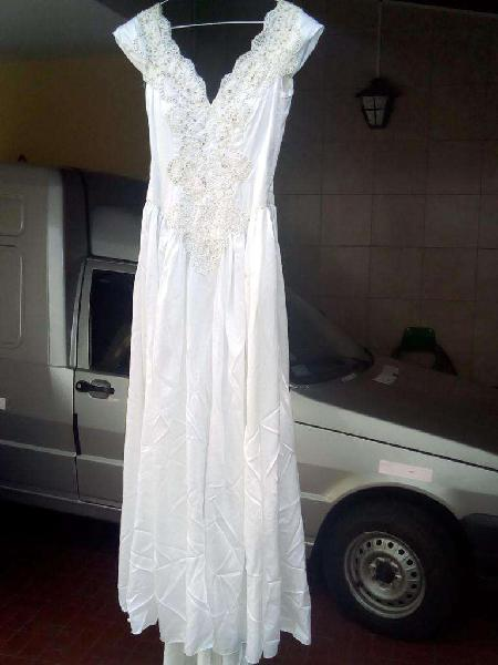 vestido d novia