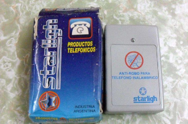 Antirobo para teléfono inalambrico