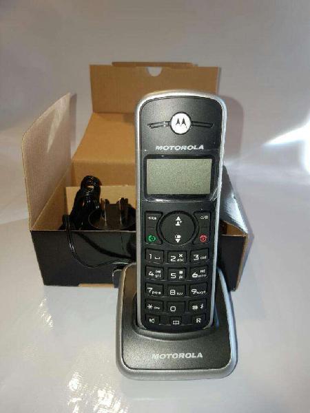 Motorola auricular inalámbrico digital