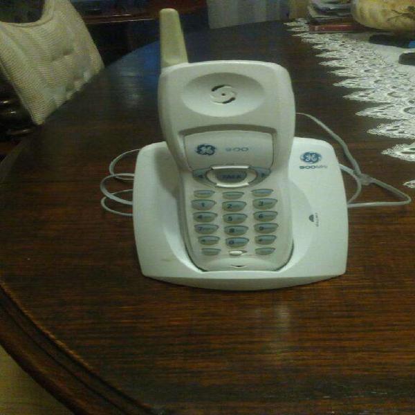 Telefono Inalambrico Ge Largo Alcance.