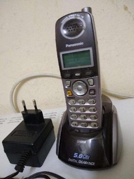 Telefono Inalambrico Panasonic Pol V 30030 Zam Transformdor