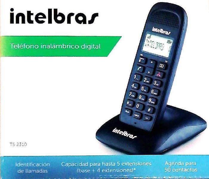 Teléfono Inalambrico Caller Id Intelbras