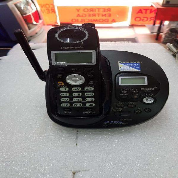 Teléfono inalambrico panasonic c/contest