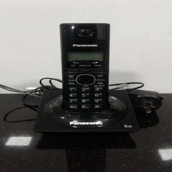 Teléfono Inalambrico Panasonic Kx-tg1711 Id Dect 6.0