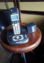 Teléfono Inalámbrico Panasonic mod. 4021. Funcionando.