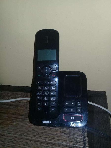 Teléfono Inalámbrico Philips Funciona