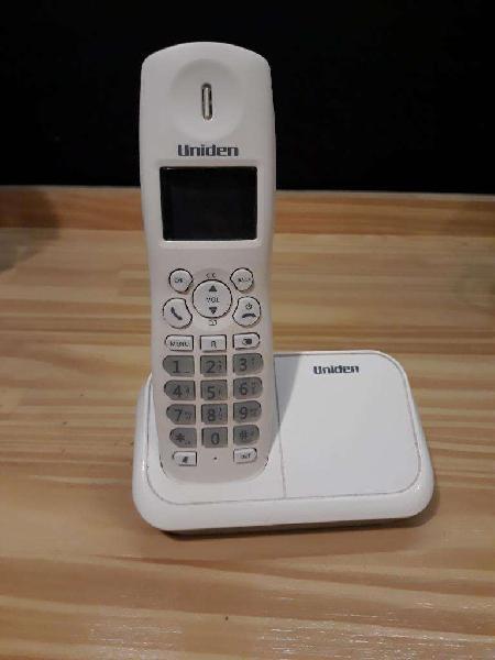 Teléfono Inalámbrico Uniden