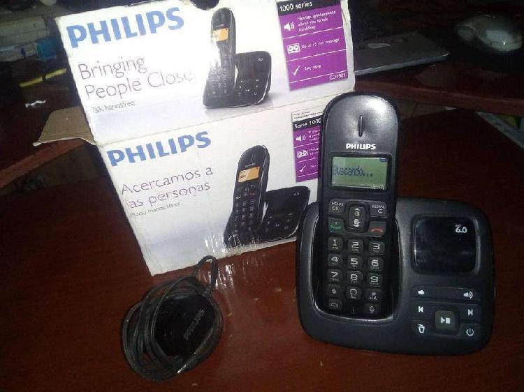 URGENTE! Telefono inalambrico Philips serie 1000 DECT 6.0