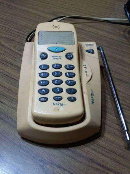 telefono inalambrico e identificador llamadas