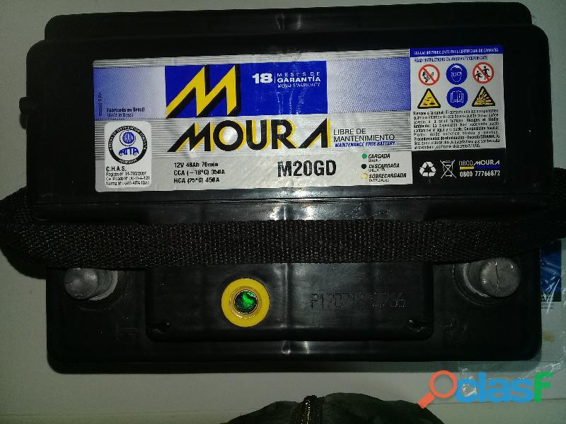 Batería Moura 12 x 50 A.