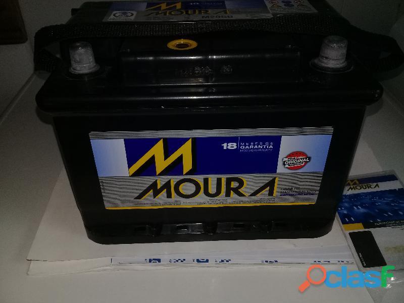 Batería Moura 12 x 50 A. 1