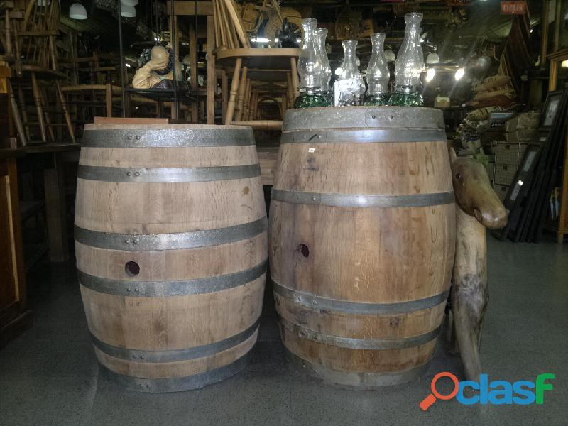 Toneles barricas de robles originales