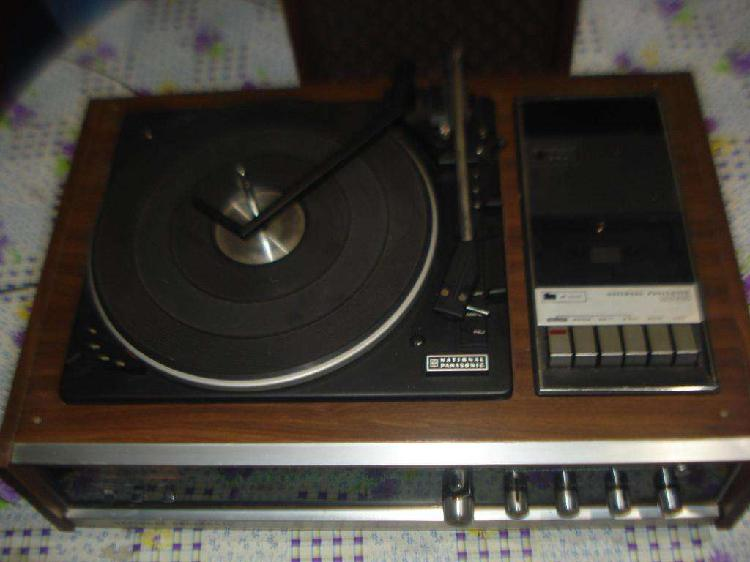 Equipo de audio national panasonic rs 25715 japan 1 parlant