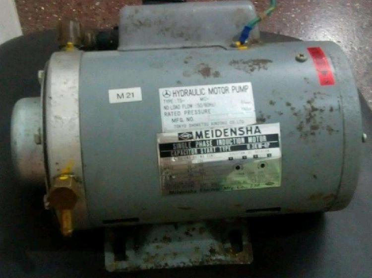 Motor bomba de acite hidráulica
