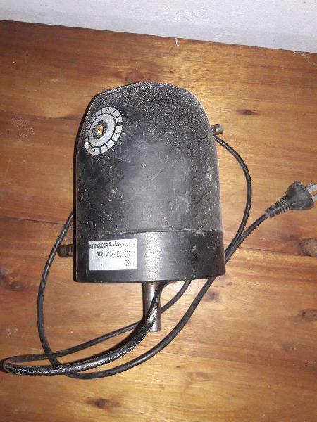 Motor ventilador industrial a reparar