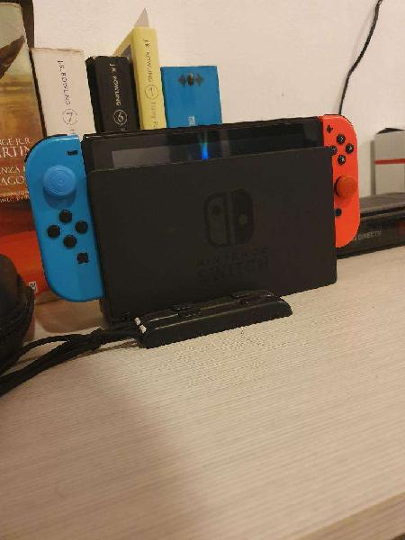 Nintendo switch 2 juegos estuche vidrio