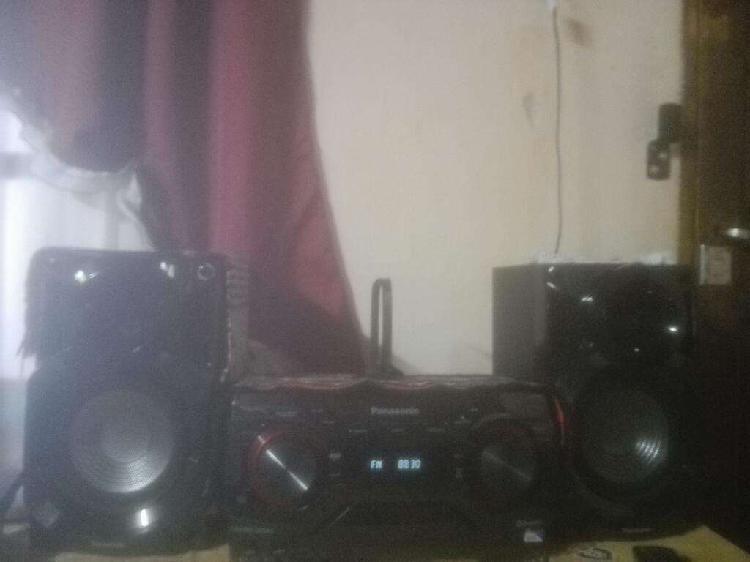 Panasonic Full Equipo de Audio