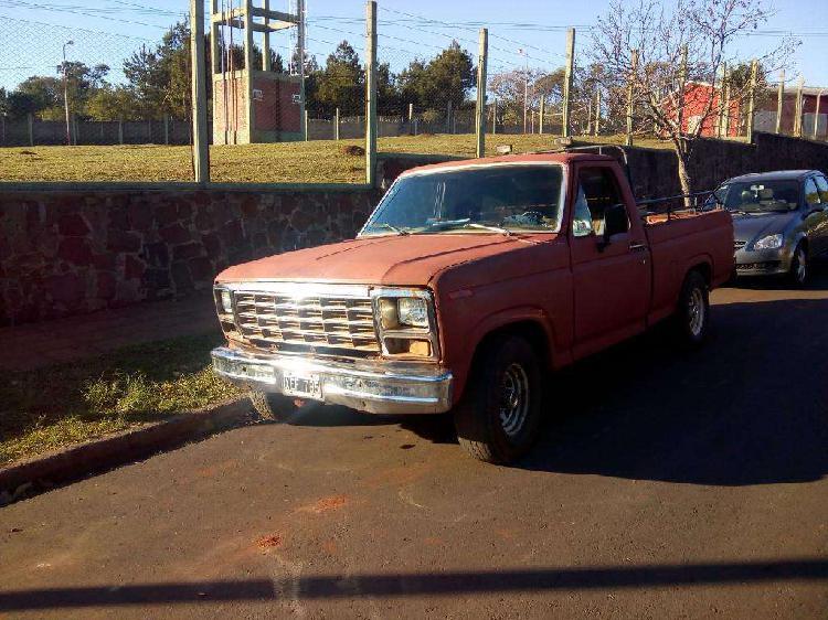 Vendo permuto camioneta ford motor perki