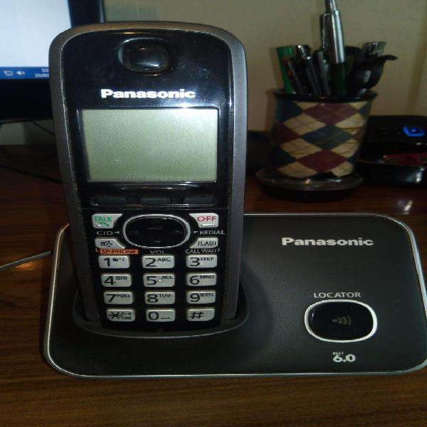 Vendo teléfono inalambrico digital panasonic kx-tg4111ag-