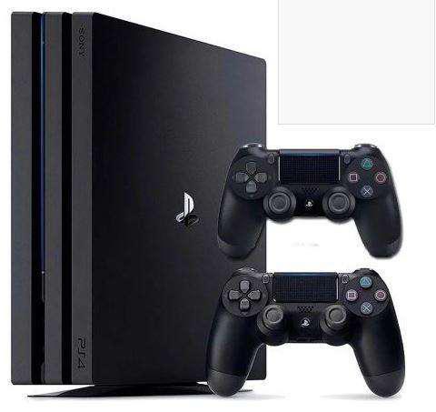 Consola playstation 4 1 tb 4 k 2 joystick 5 juegos traída