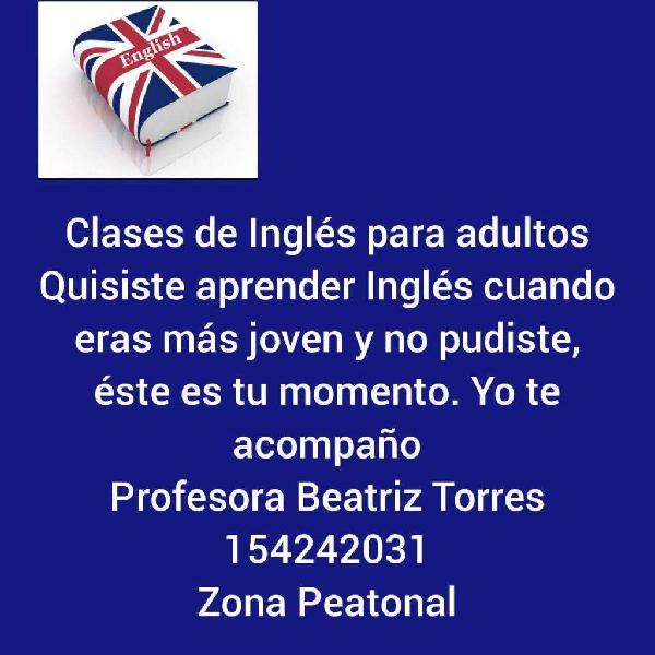 Inglès adultos