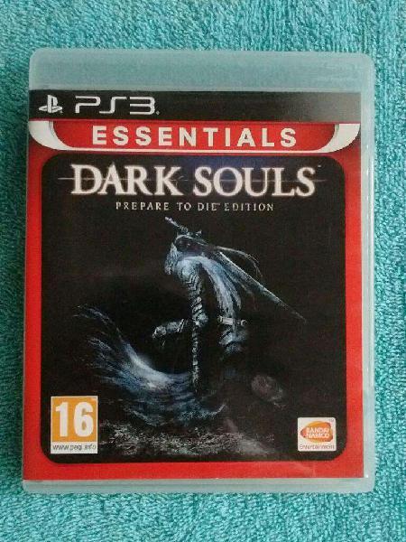 Juegos ps3 dark souls prepare to die