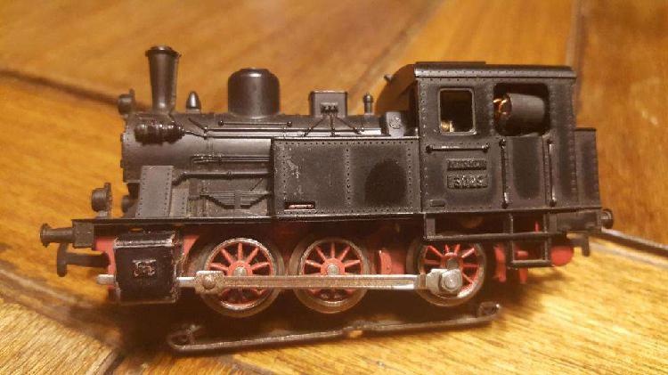Locomotora marklin alemana h0 3029 con patin nuevo