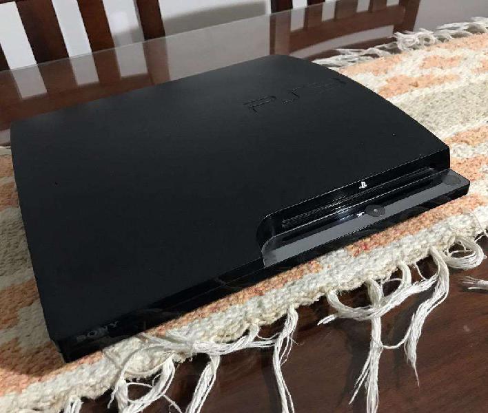 Playstation 3 (ps3) con 11 juegos!!!!