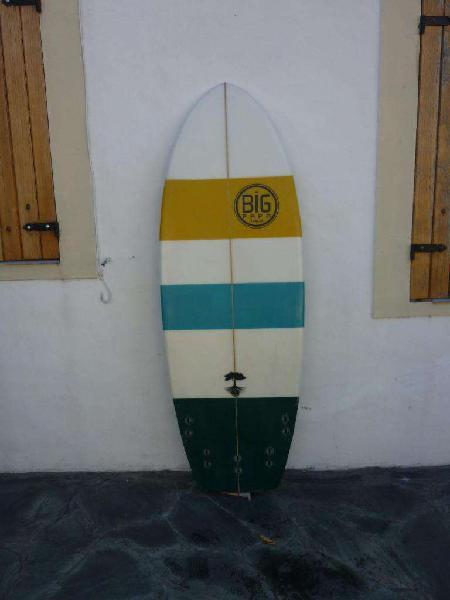 Tabla de surf huevito 5'3