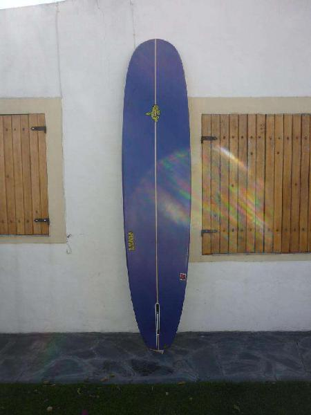 Tabla de surf (longboard) 9' practicamente nuevo! quilla