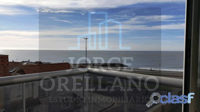 Venta de departamento 3 ambientes con vista al mar perla norte