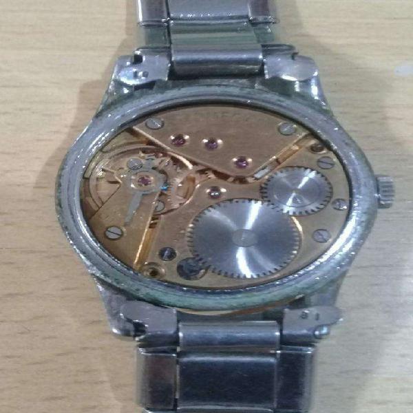 Maquina reloj pulsera omega